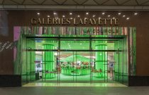 Prada, a special project with Galeries Lafayette Paris